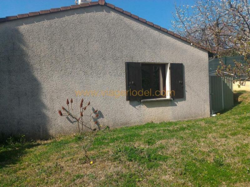 Lijfrente  huis Montélimar 55000€ - Foto 11