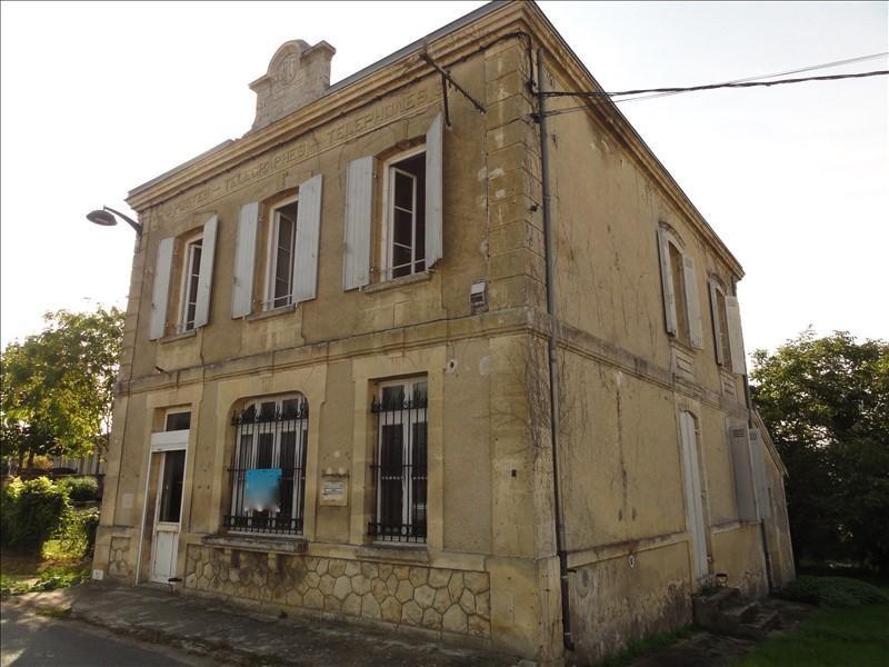 Vente maison / villa Cadillac 160600€ - Photo 1