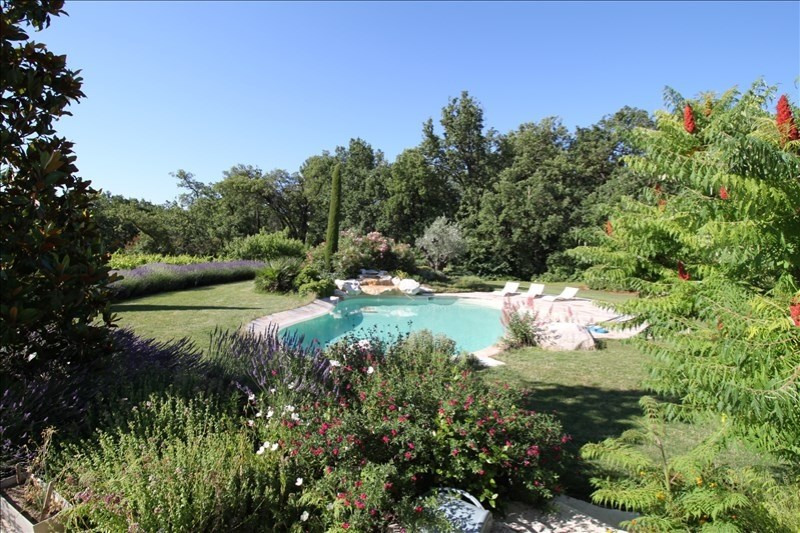 Verkoop van prestige  huis Meyreuil 960000€ - Foto 1