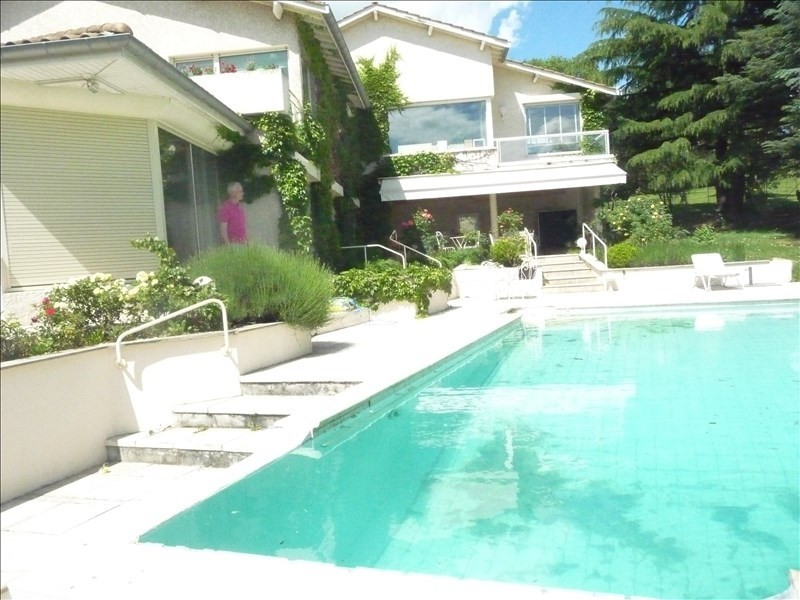Deluxe sale house / villa Dardilly 950 000€ - Picture 12
