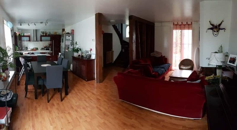 Sale house / villa Vallangoujard 325400€ - Picture 2