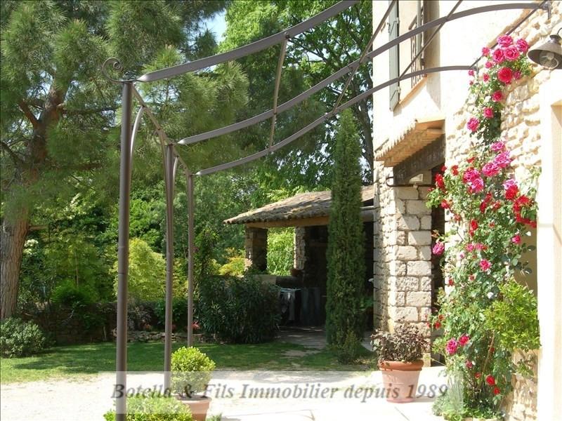 Vendita casa Uzes 527000€ - Fotografia 2