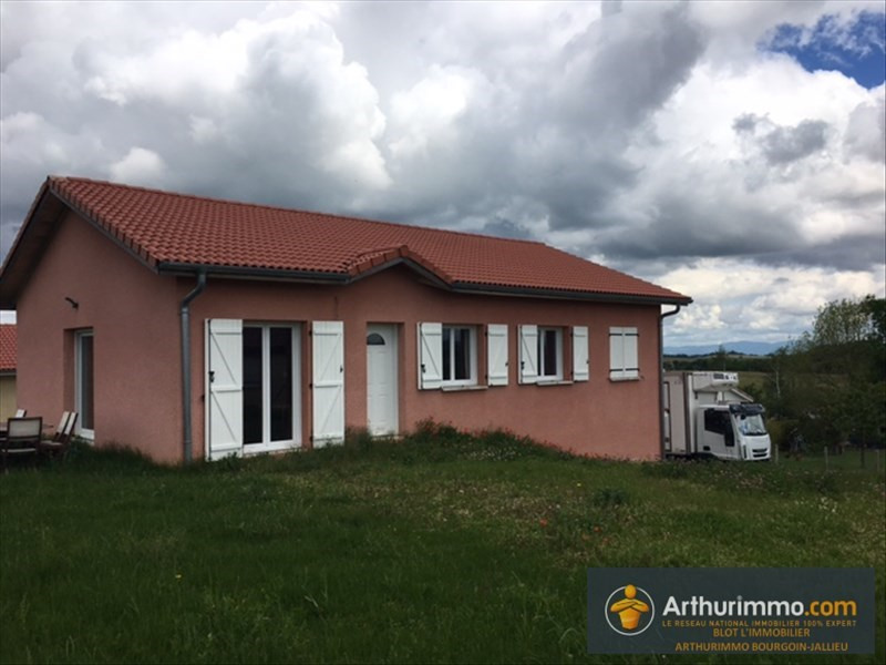 Sale house / villa Bourgoin jallieu 255 000€ - Picture 2