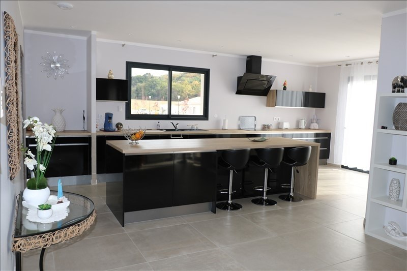 Sale house / villa Savasse 398000€ - Picture 5