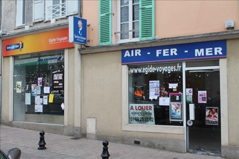 Location boutique Palaiseau 1300€ HT/HC - Photo 1