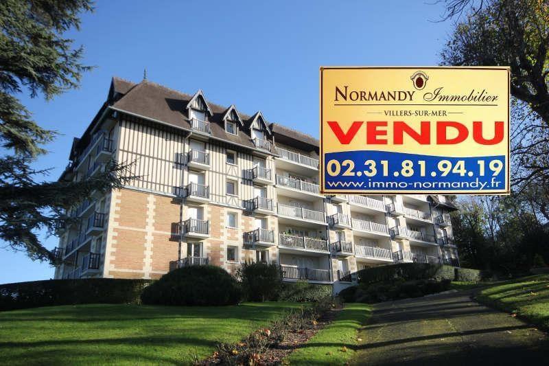 Sale apartment Villers sur mer 285000€ - Picture 1