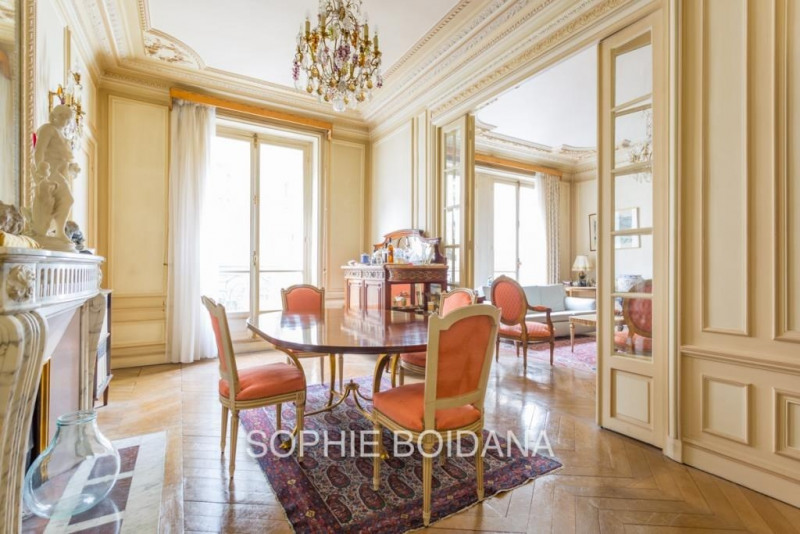 Vente de prestige appartement Paris 17ème 2 080 000€ - Photo 2