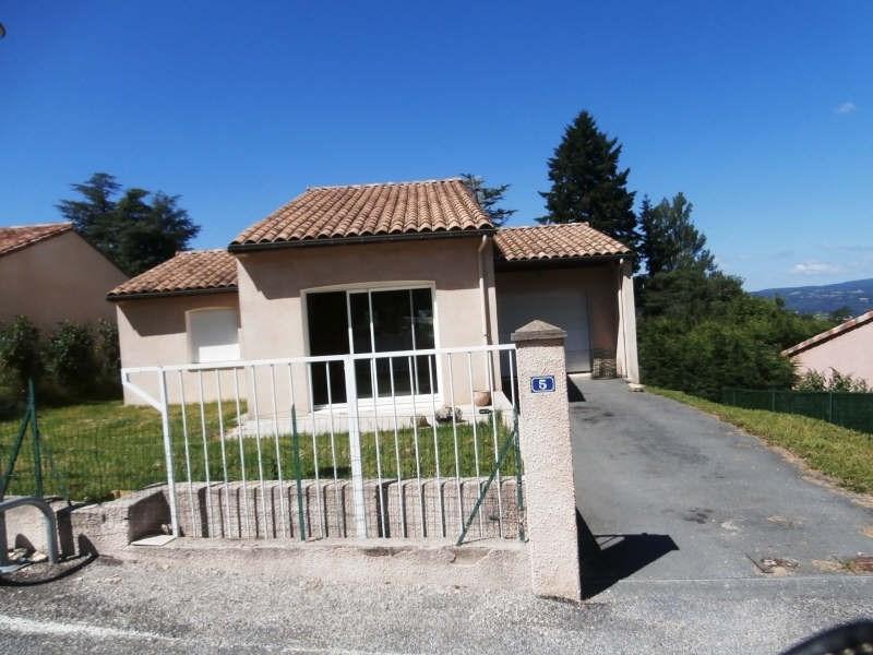 Produit d'investissement maison / villa Environs de mazamet 135000€ - Photo 1