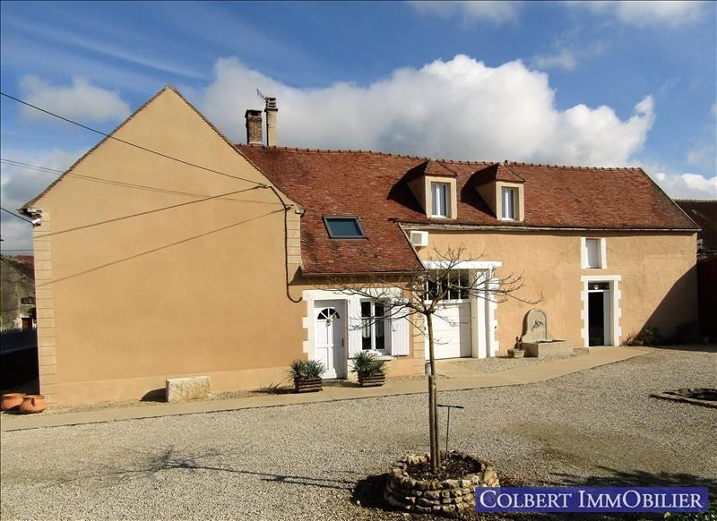 Vente maison / villa Bleigny le carreau 267 000€ - Photo 1