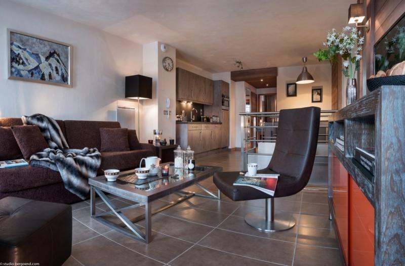Revenda residencial de prestígio apartamento Flaine 254167€ - Fotografia 2