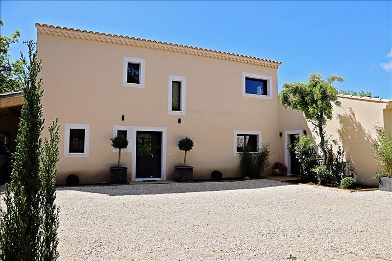 Vente de prestige maison / villa Carpentras 660000€ - Photo 3
