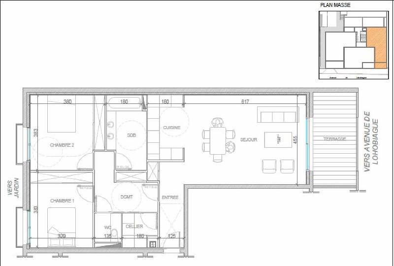 Vente de prestige appartement St jean de luz 805000€ - Photo 2