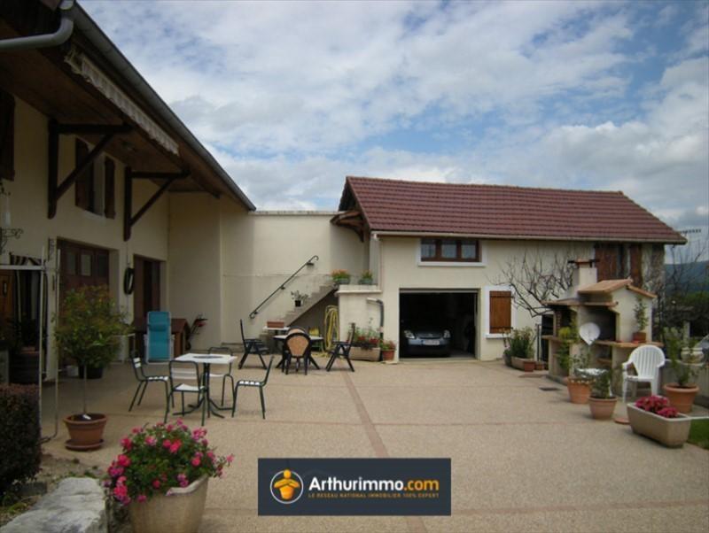 Sale house / villa Hauteville lompnes 350000€ - Picture 1