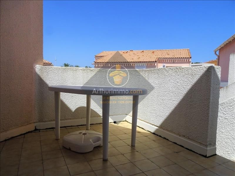 Sale apartment Sete 89000€ - Picture 2