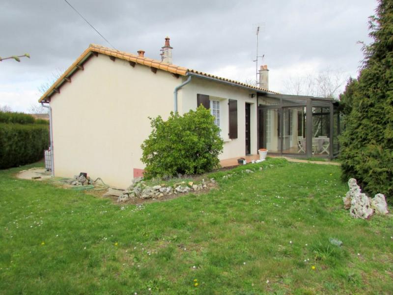 Vente maison / villa Aigre 130000€ - Photo 1