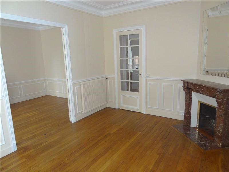 Rental apartment Levallois perret 1 350€ CC - Picture 1