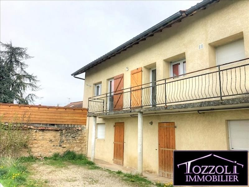Vente appartement L isle d abeau 74 900€ - Photo 1