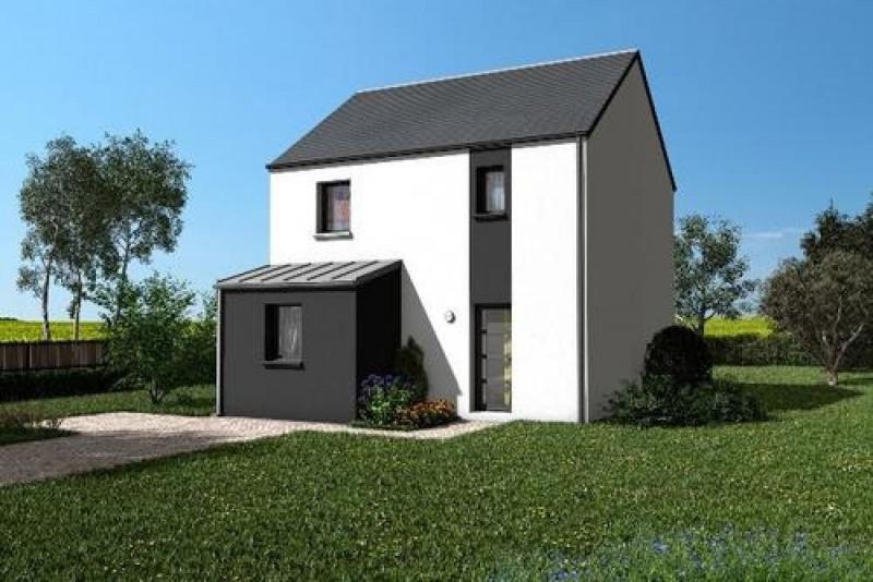 Maison  5 pièces + Terrain 1000 m² Truyes par maisons PRIMEA
