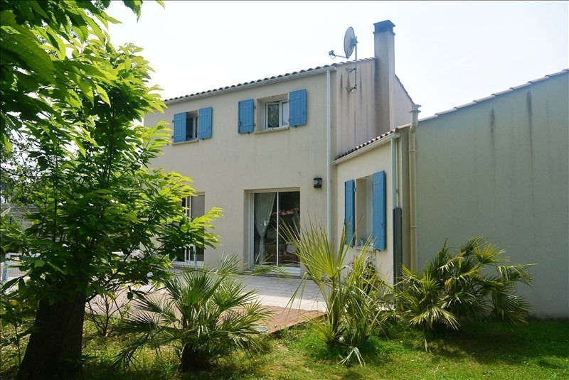 Sale house / villa Jard sur mer 350000€ - Picture 1