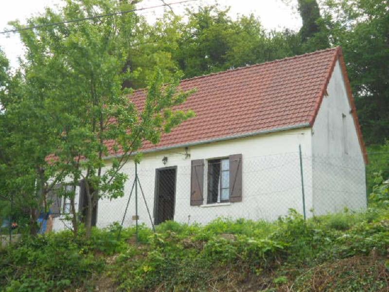 Sale house / villa Villers vicomte 74000€ - Picture 1