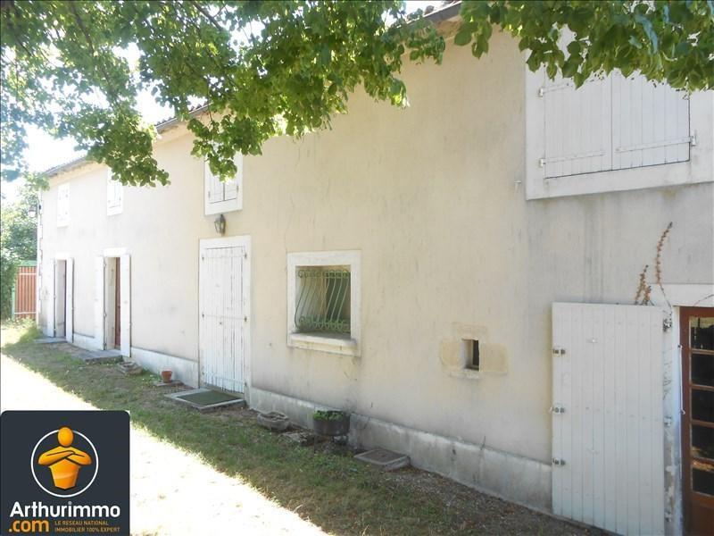Sale house / villa Aulnay 99360€ - Picture 1