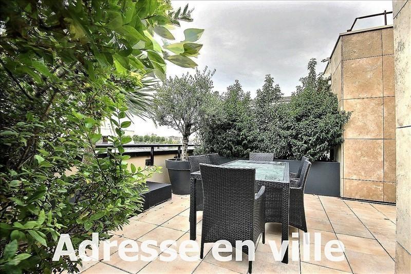 Deluxe sale apartment Levallois perret 1350000€ - Picture 1