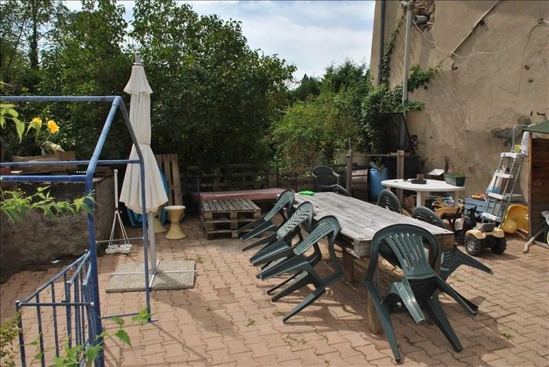 Vendita casa Commelle vernay 127000€ - Fotografia 5