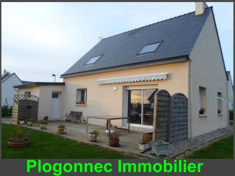 Maison contemporaine Plogonnec