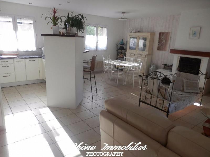 Vente maison / villa Jonage 397000€ - Photo 5