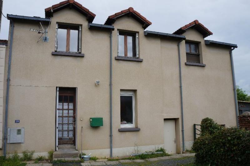 Vente maison / villa Villedieu la blouere 85500€ - Photo 1