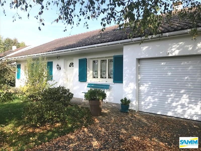 Vente maison / villa Mennecy 341000€ - Photo 1