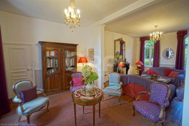Vente maison / villa Gisors 420000€ - Photo 2