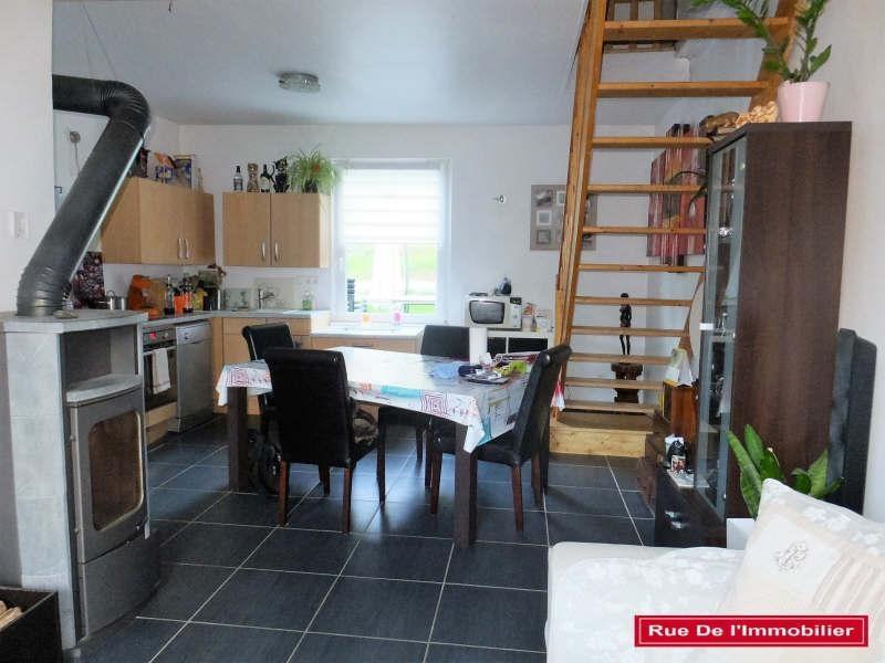 Sale house / villa Niederbronn les bains 148000€ - Picture 2