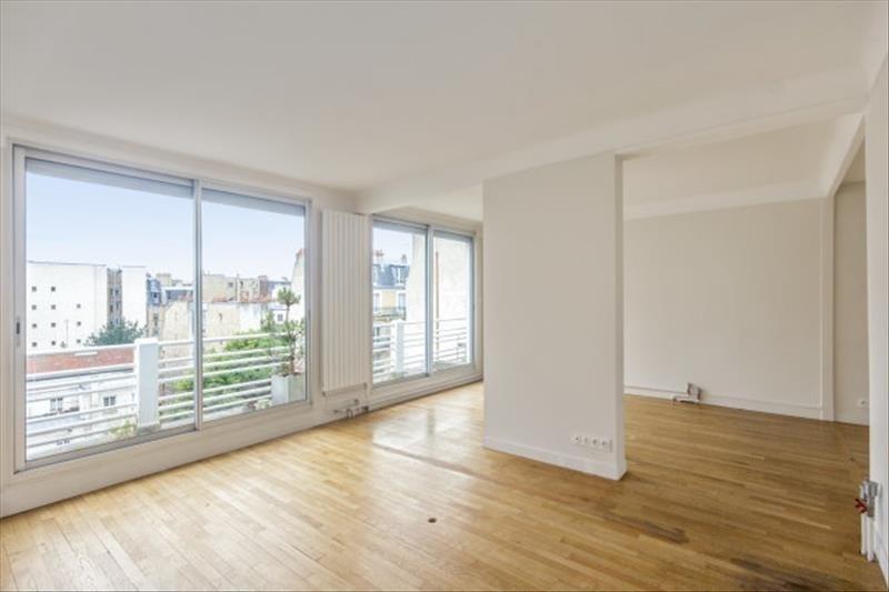 Vente de prestige appartement Paris 16ème 1220000€ - Photo 2