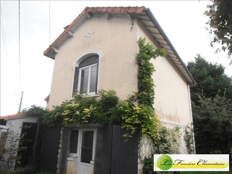 Sale house / villa Angouleme 93500€ - Picture 1