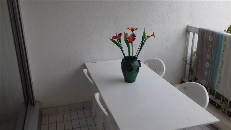 Vente appartement La grande motte 111300€ - Photo 4