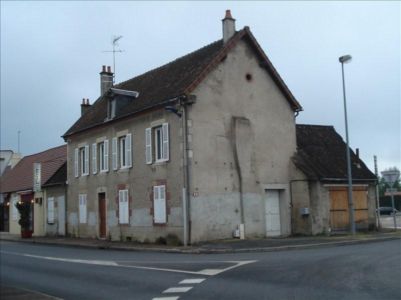 Produit d'investissement immeuble Decize 139000€ - Photo 2