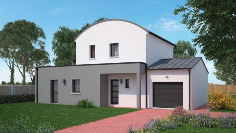 Maison  5 pièces + Terrain 750 m² Oudon par MORTIER CONSTRUCTION