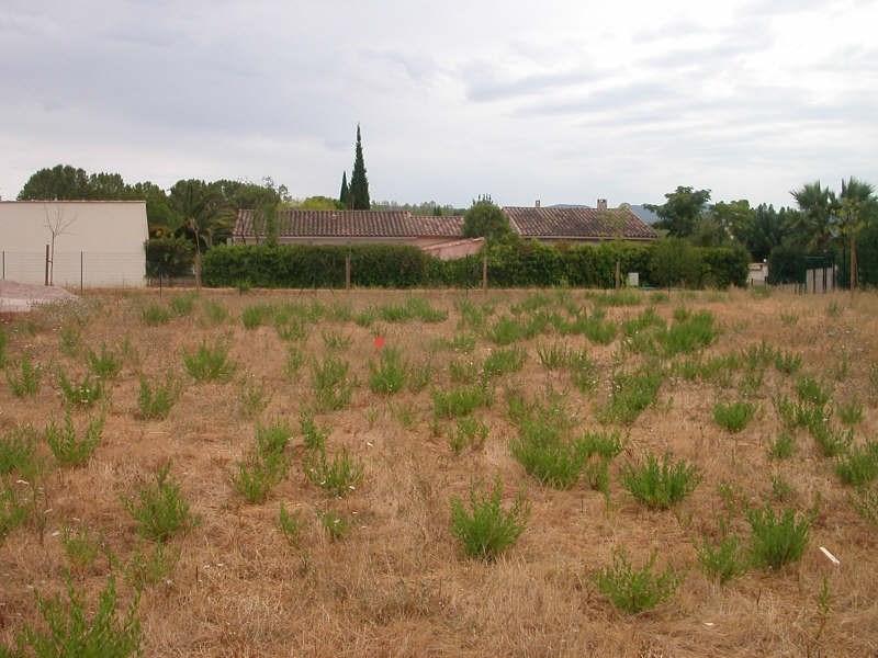 Vente terrain Le luc 96000€ - Photo 1