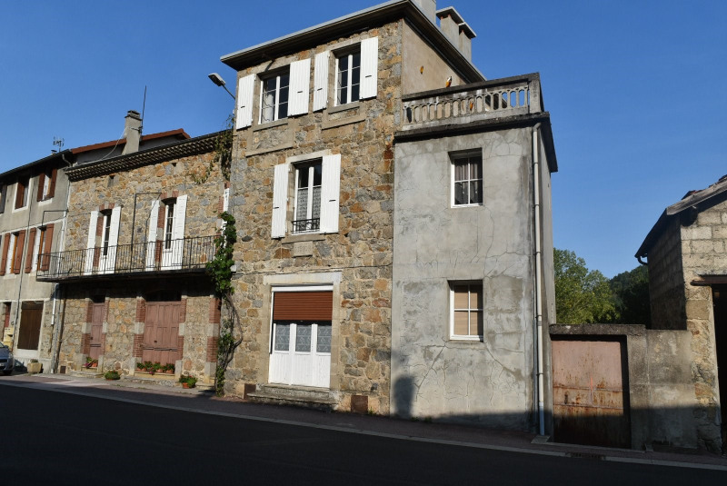 Vente immeuble St martin de valamas 148000€ - Photo 1