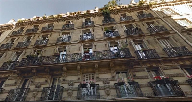 Rental apartment Paris 9ème 905€ CC - Picture 4