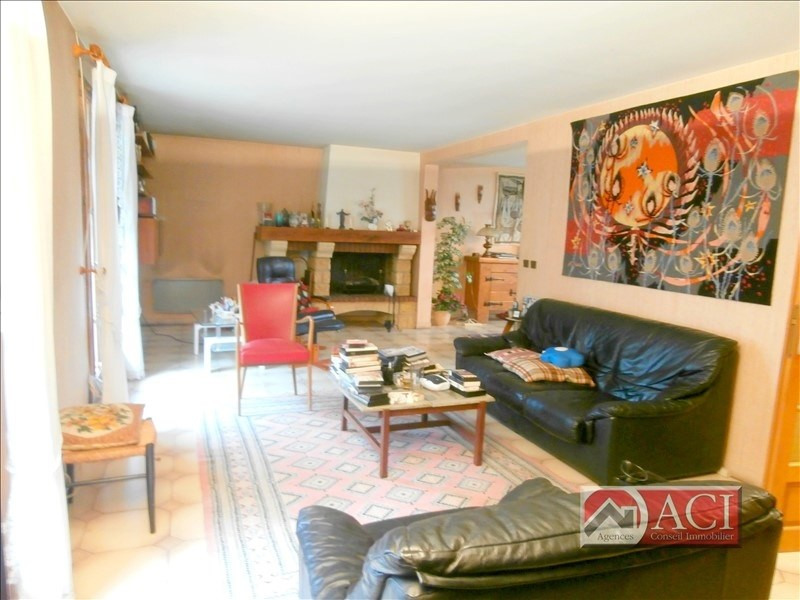 Vente maison / villa Montmagny 389 000€ - Photo 2