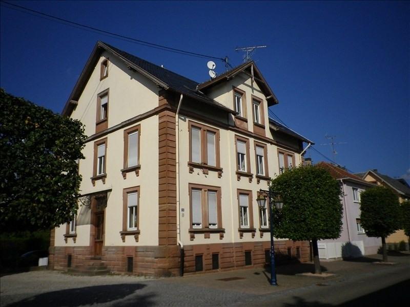 Rental apartment Reichshoffen 460€ CC - Picture 3