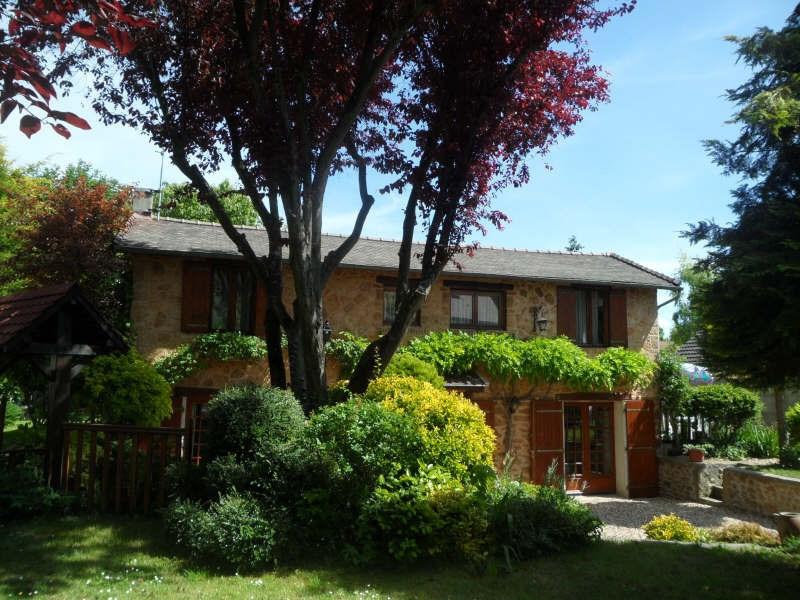 Vente maison / villa Crespières 419986€ - Photo 1