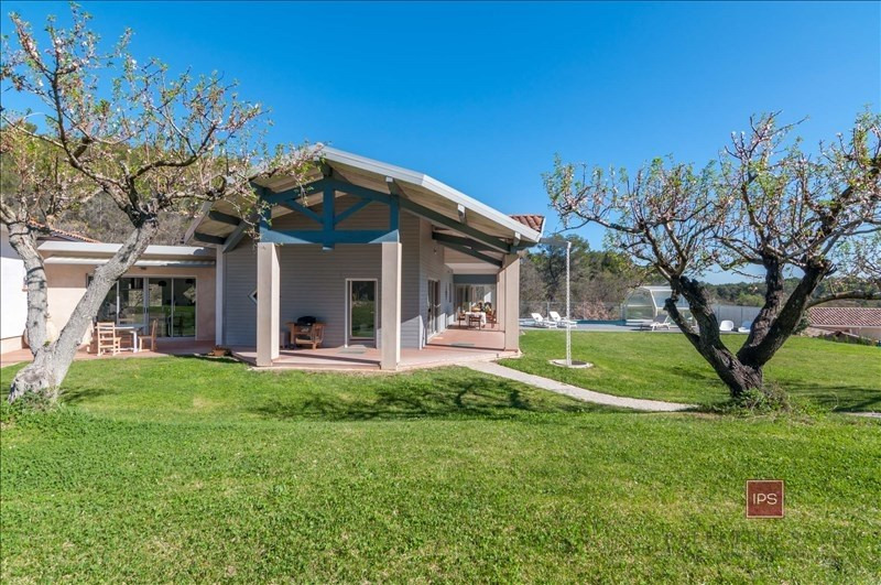 Deluxe sale house / villa St savournin 898000€ - Picture 2