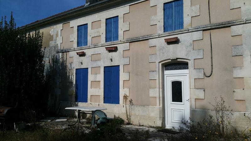 Vente maison / villa St germain de vibrac 150000€ - Photo 2