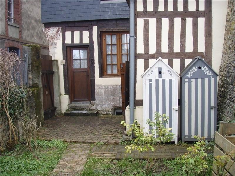 Venta  apartamento Honfleur 159000€ - Fotografía 2