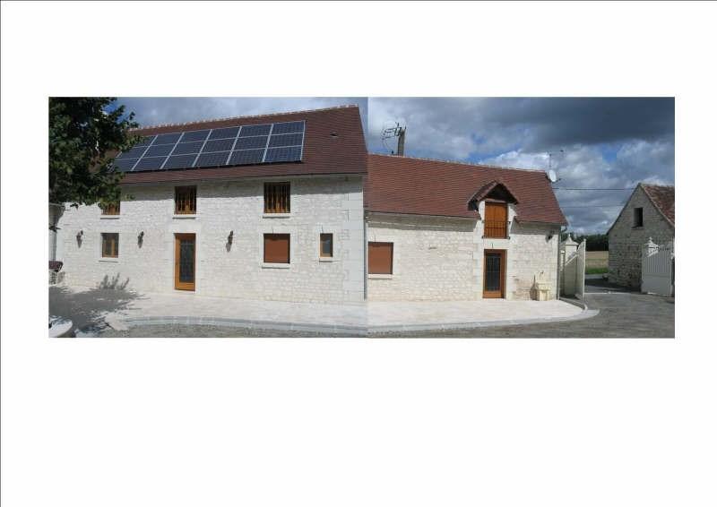 Location maison / villa Ingrandes 850€ CC - Photo 1