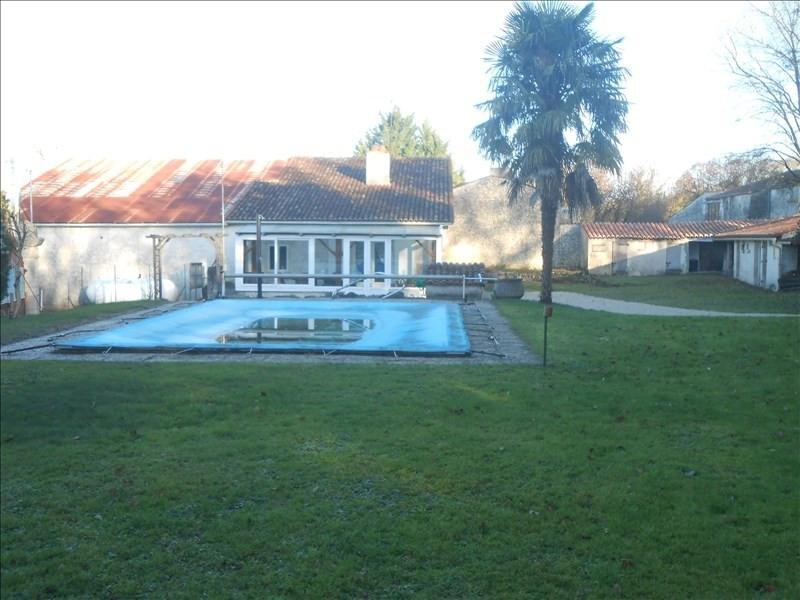 Sale house / villa Aulnay 160500€ - Picture 7