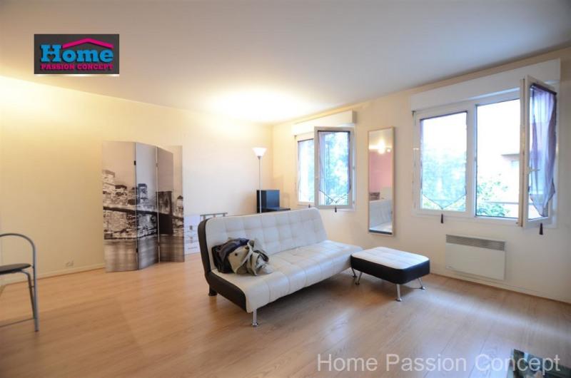 Rental apartment Asnieres sur seine 800€ CC - Picture 1